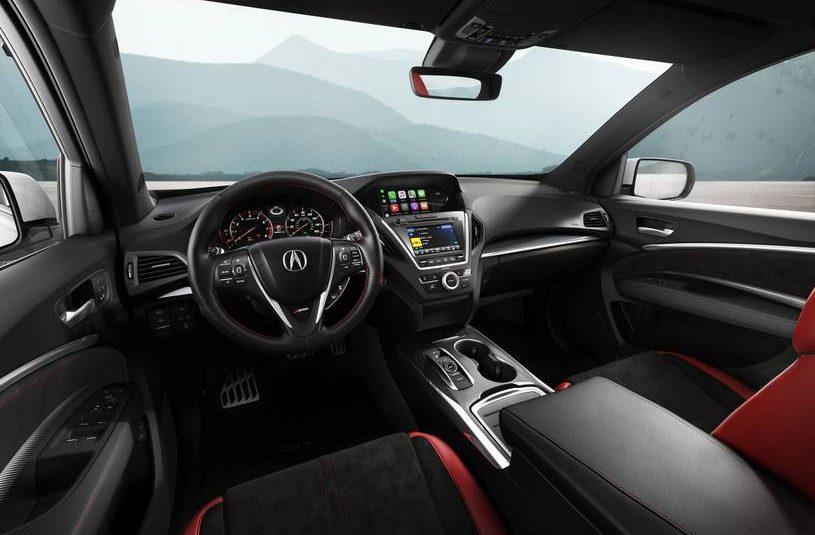 2020 Acura MDX 4WD
