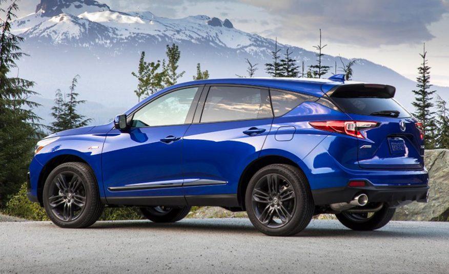 2021 Acura RDX AWD      7,500/yr    36 mo