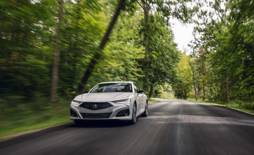 2021 Acura TLX Sdn     7,500/yr   36 mo