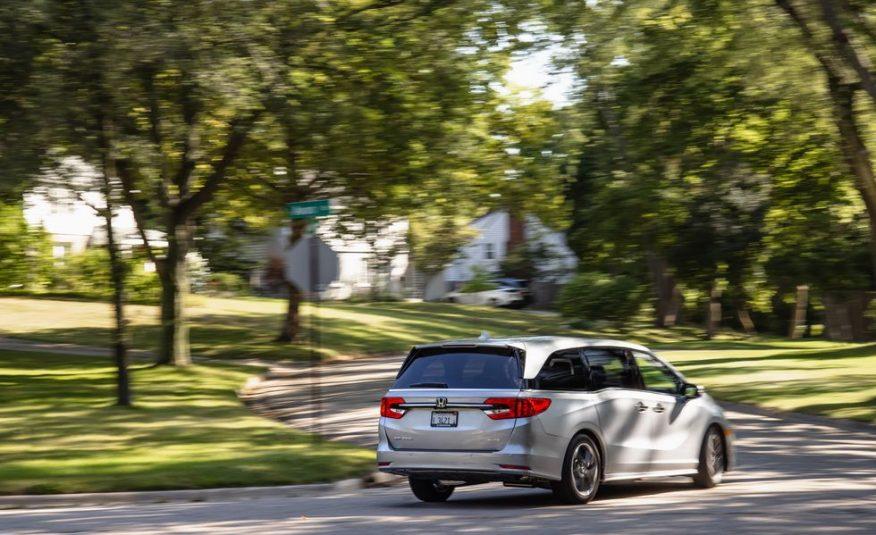 2021 Honda Odyssey LX      7,500/yr   36 mo