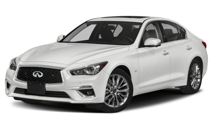 2020 Infiniti Q50 3.0T AWD