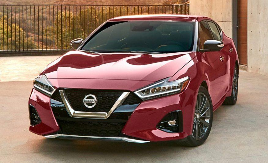 2021 Nissan Maxima SV 3.5L 6-cyl