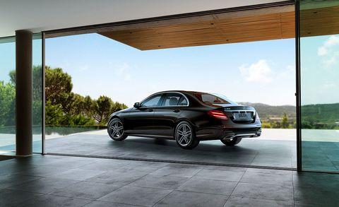 2020 Mercedes-Benz E350