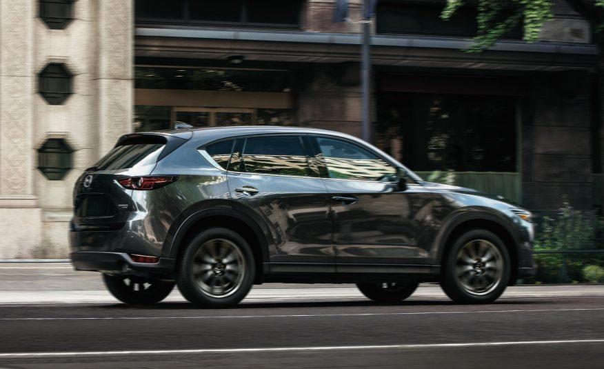 2021 Mazda CX-5                            10,000/yr        36 mo
