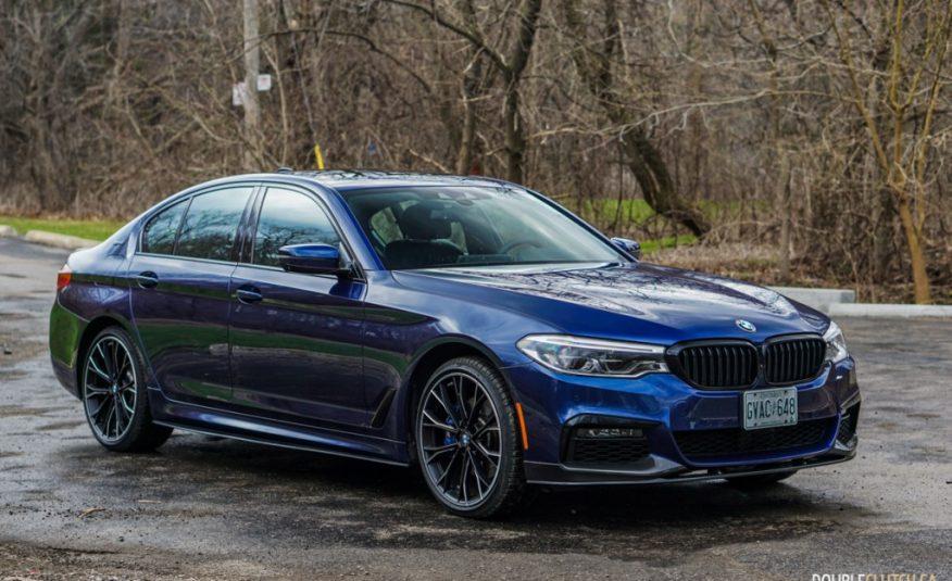 2020 BMW 530 E