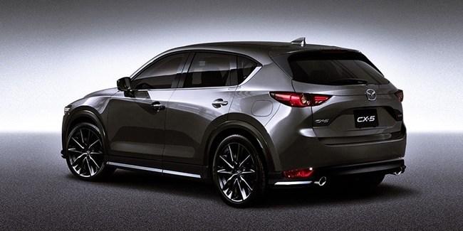 2020 Mazda CX-5 Sport