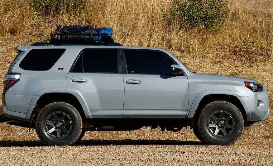 2021 Toyota 4Runner Full Size SUV