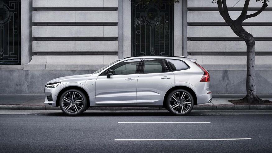 2021 Volvo XC 60 T5 AWD Momentum    7,500/yr    36 mo