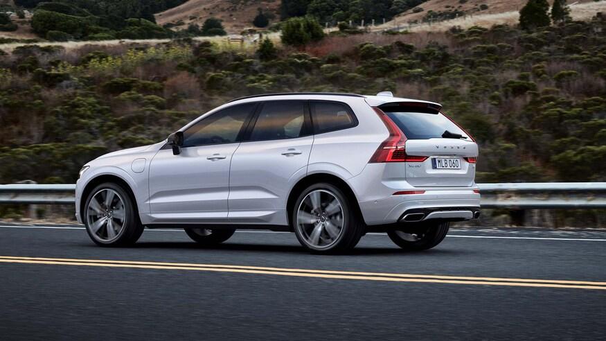 2021 Volvo XC 60 T5 AWD Momentum    36 mo/7,500 yr