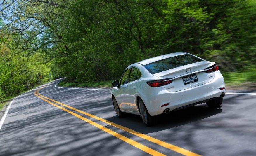 2021 Mazda 6           10,000/yr     36 mo