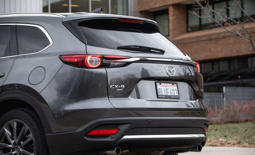 2021 Mazda CX-9 Touring    36 mo/10,000 yr