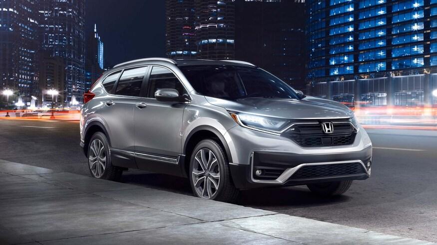 2021 Honda CR-V     7,500/yr   36  mo