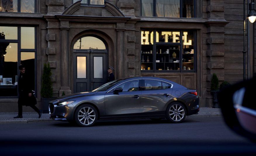 2021 Mazda 3            36 mo/10,000 yr