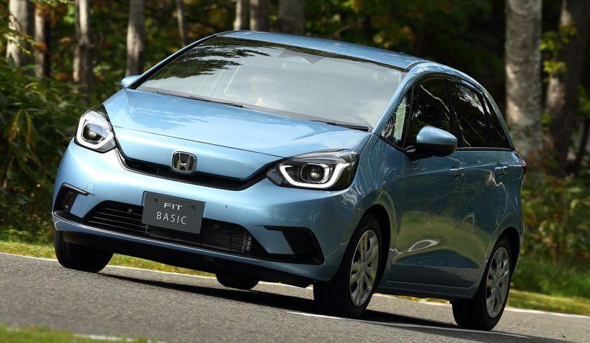 2021 Honda Fit LX