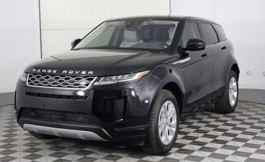 2020 Land Rover Range Rover Evoque SE AWD