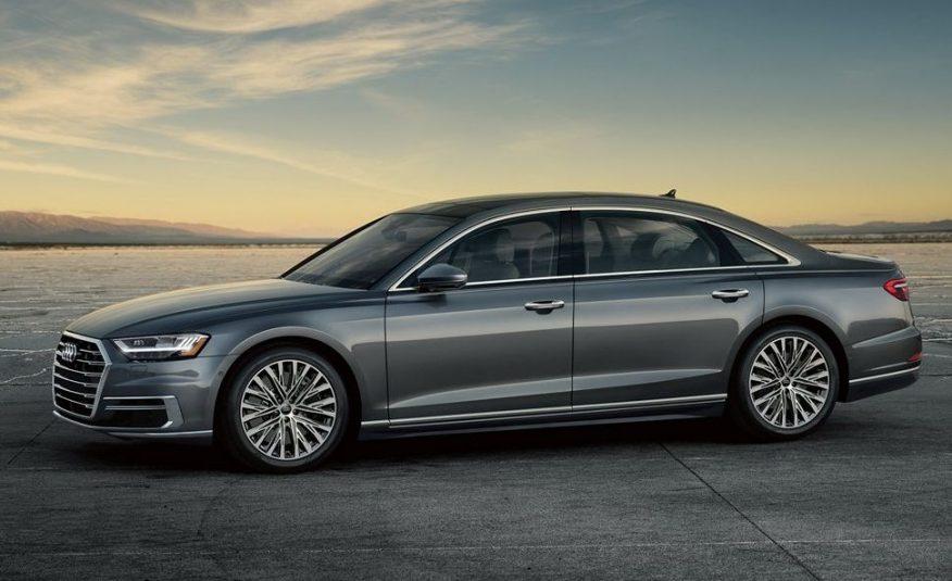 2020 Audi A8 Luxury Sedan