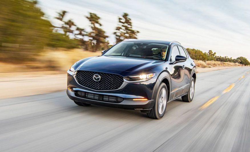 2021 Mazda CX-30    36 mo/10,000 yr