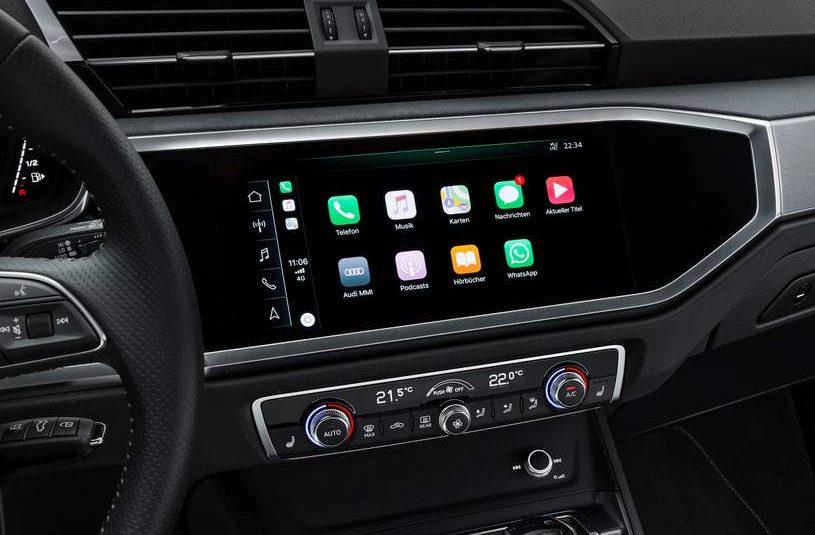 2020 Audi Q3 TFSI Quattro