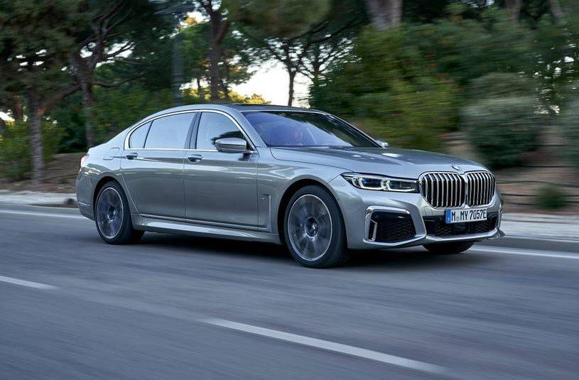 2020 BMW 740XI
