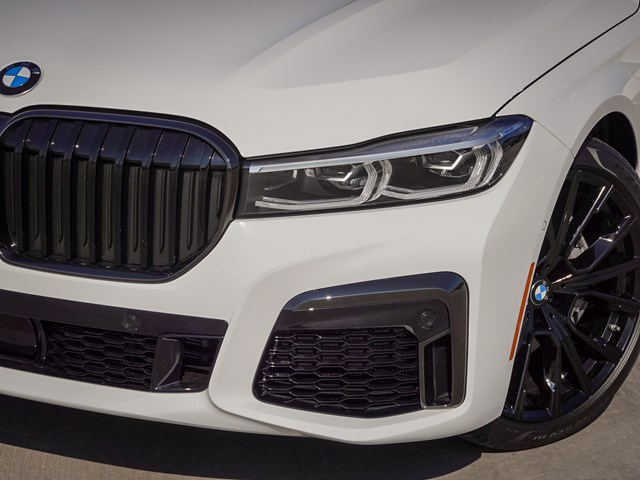 2021 BMW 740XI