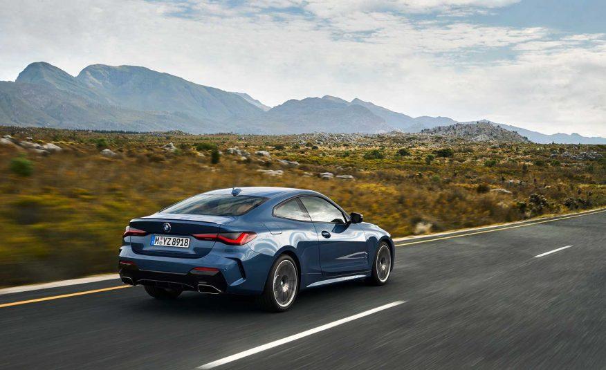 2021 BMW 430XI Coupe      36 mo/7,500 yr