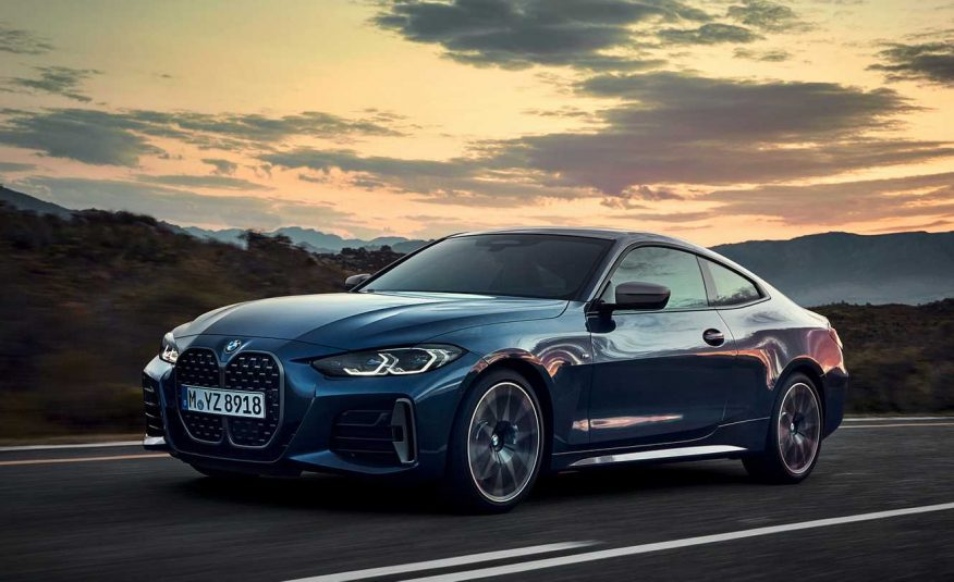 2021 BMW 430XI Coupe