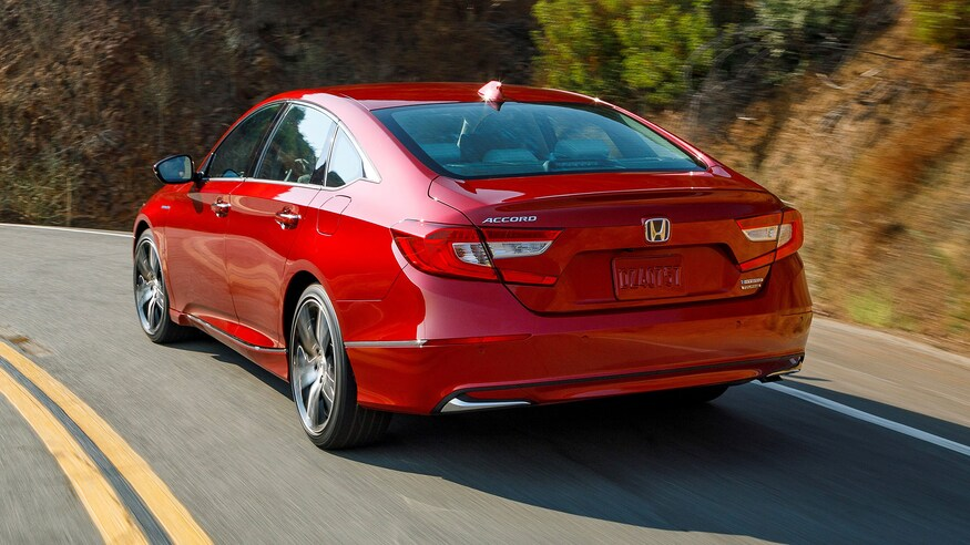 2021 Honda Accord LX    36 mo/10,000 yr