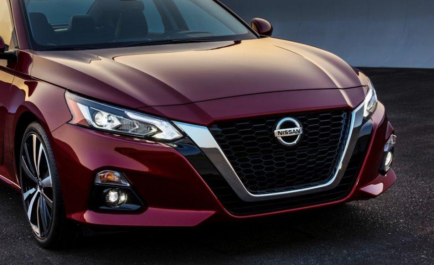 2020 Nissan Altima     36 mo/10,000 yr