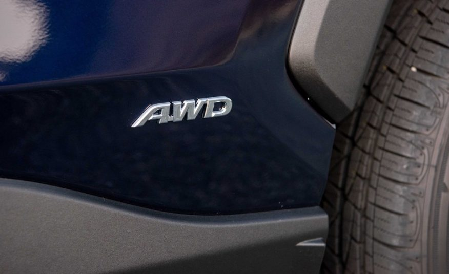 2021 Toyota Rav4 LE Hybrid