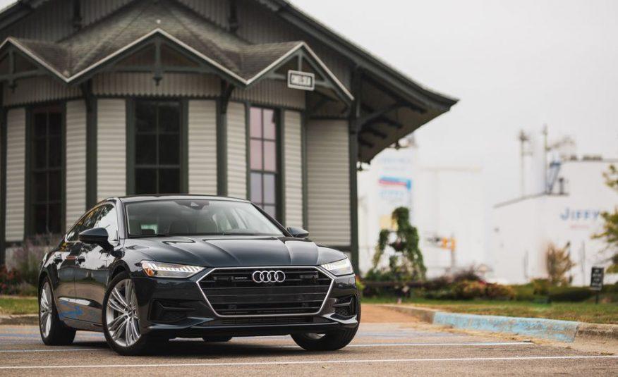 2021 Audi A7 Luxury Sedan