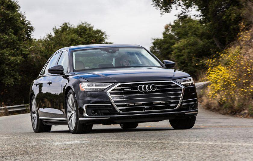 2021 Audi A8 Luxury Sedan