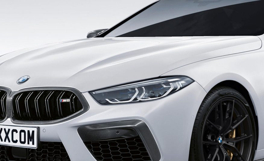 2021 BMW 840 Grand Coupe