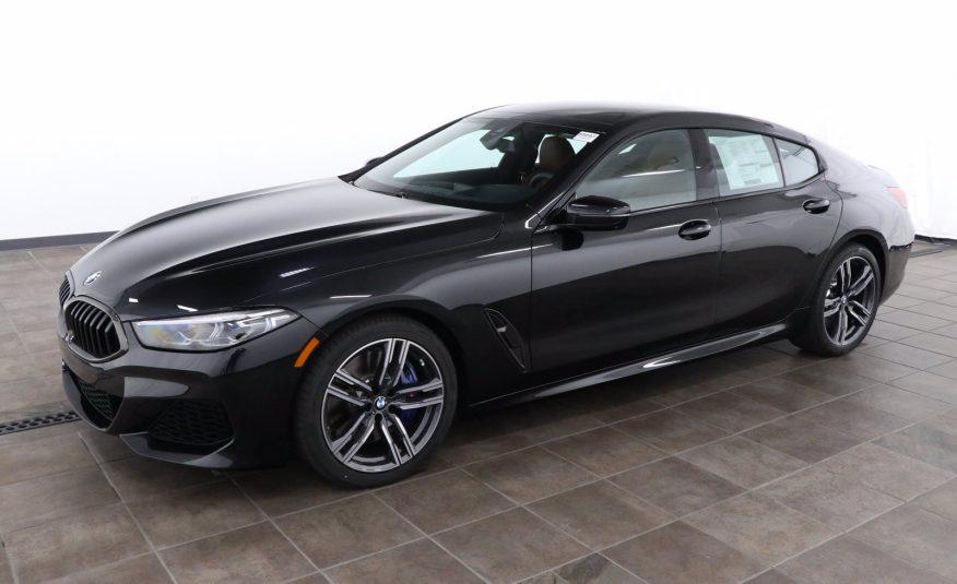 2021 BMW 840 Grand Coupe  36 mo/7,500 yr