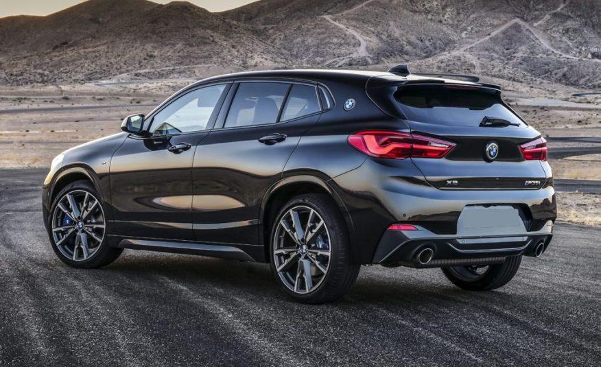 2021 BMW X2         36 mo/7,500 yr