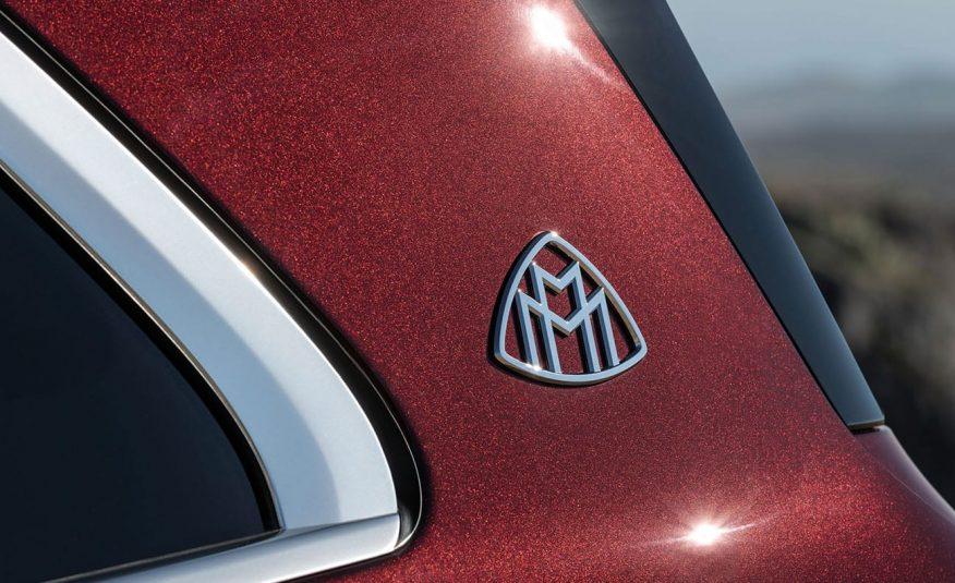2021 Mercedes-Maybach GLS SUV