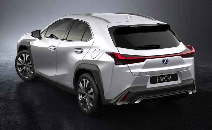 2021 Lexus UX
