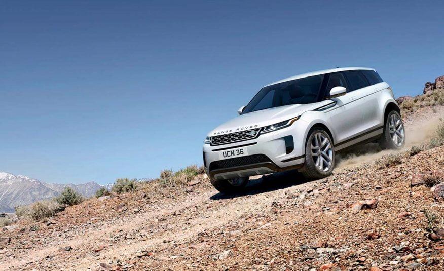 2021 Land Rover Range Rover Evoque AWD