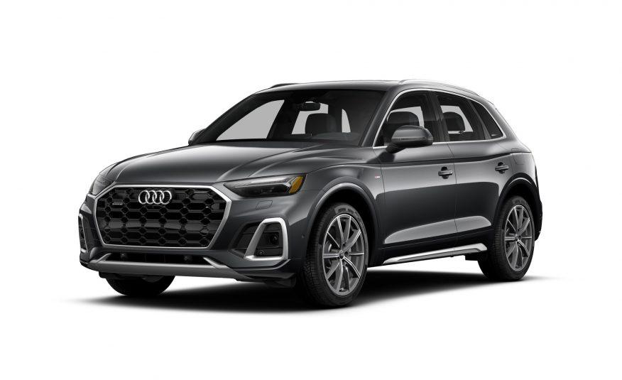 2021 Audi Q5 Quattro AWD