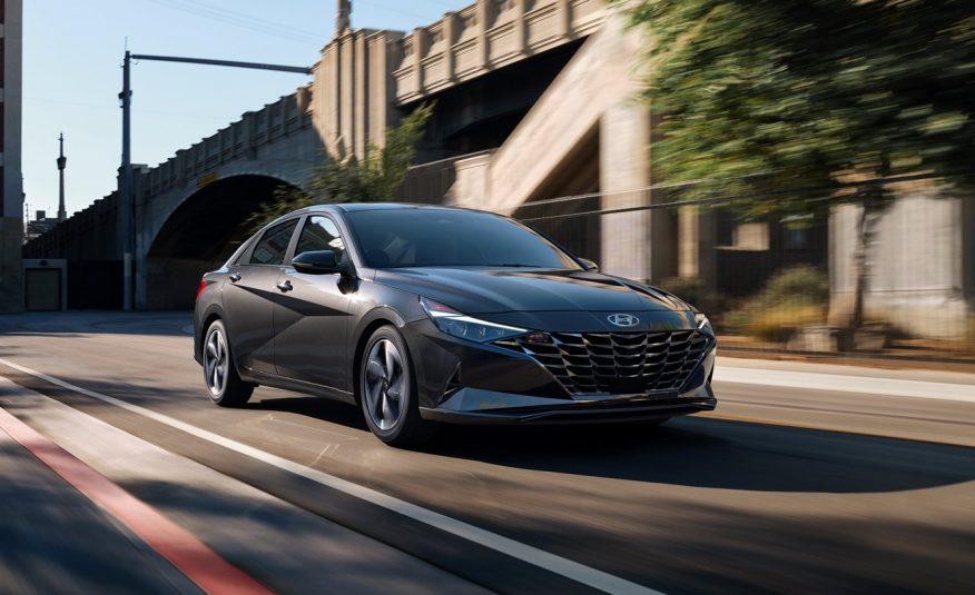 2021 Hyundai Elantra SE          36 mo/10,000 yr