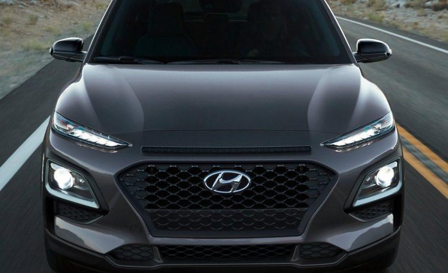 2021 Hyundai Kona SE AWD            36 mo/10,000 yr