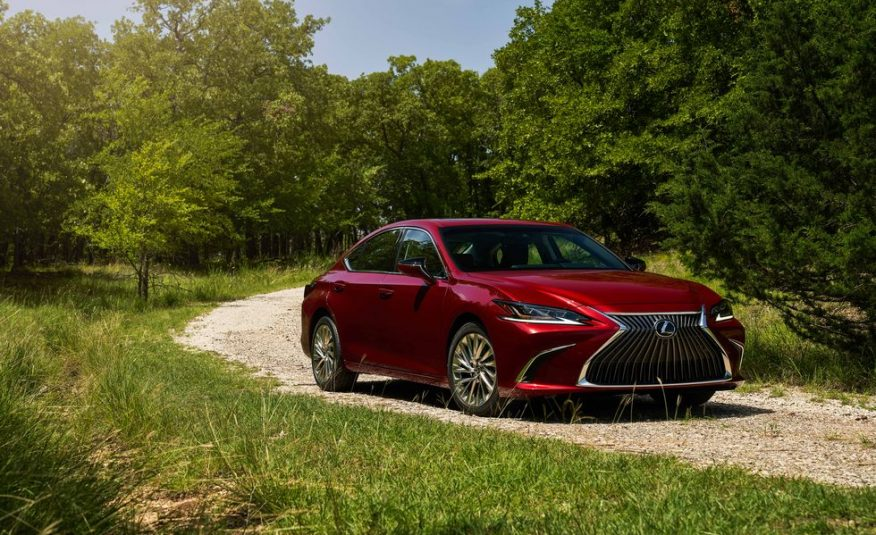 2021 Lexus ES 250 AWD  7,500/yr   36 mo
