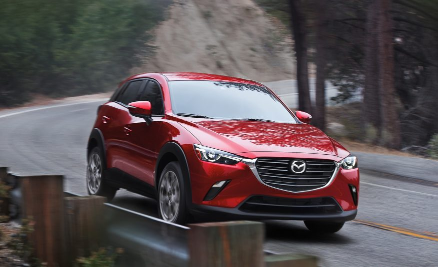2021 Mazda CX-3  Sport   36 mo/10,000 yr