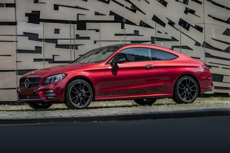 2021 Mercedes-Benz C300 AWD 4MATIC Coupe
