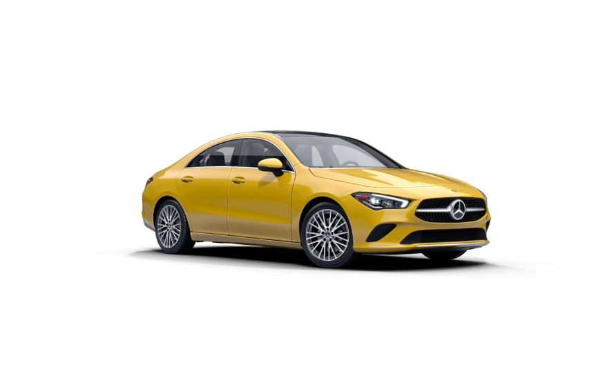2021 Mercedes-Benz CLA 250