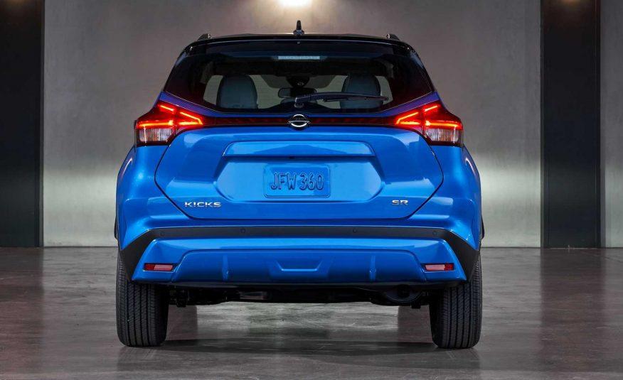 2021 Nissan Kicks  1.6-liter subcompact SUV