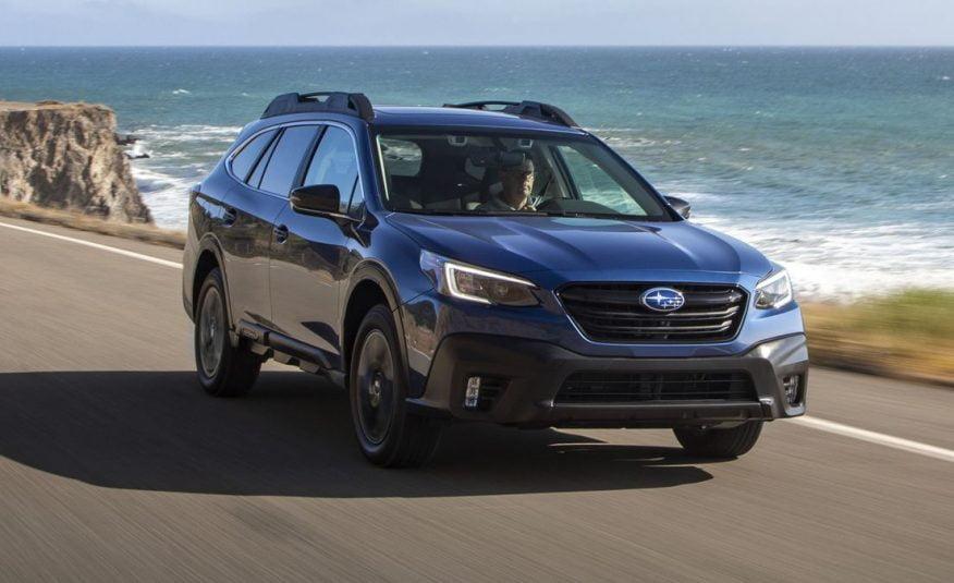 2021 Subaru Outback AWD    36 mo/10,000 yr