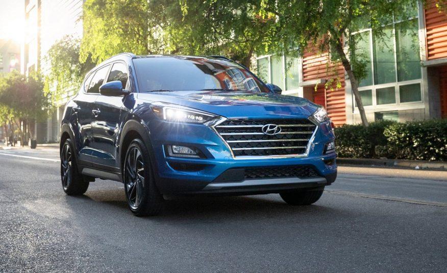 2021 Hyundai Tucson SE AWD       36 mo/10,000 year