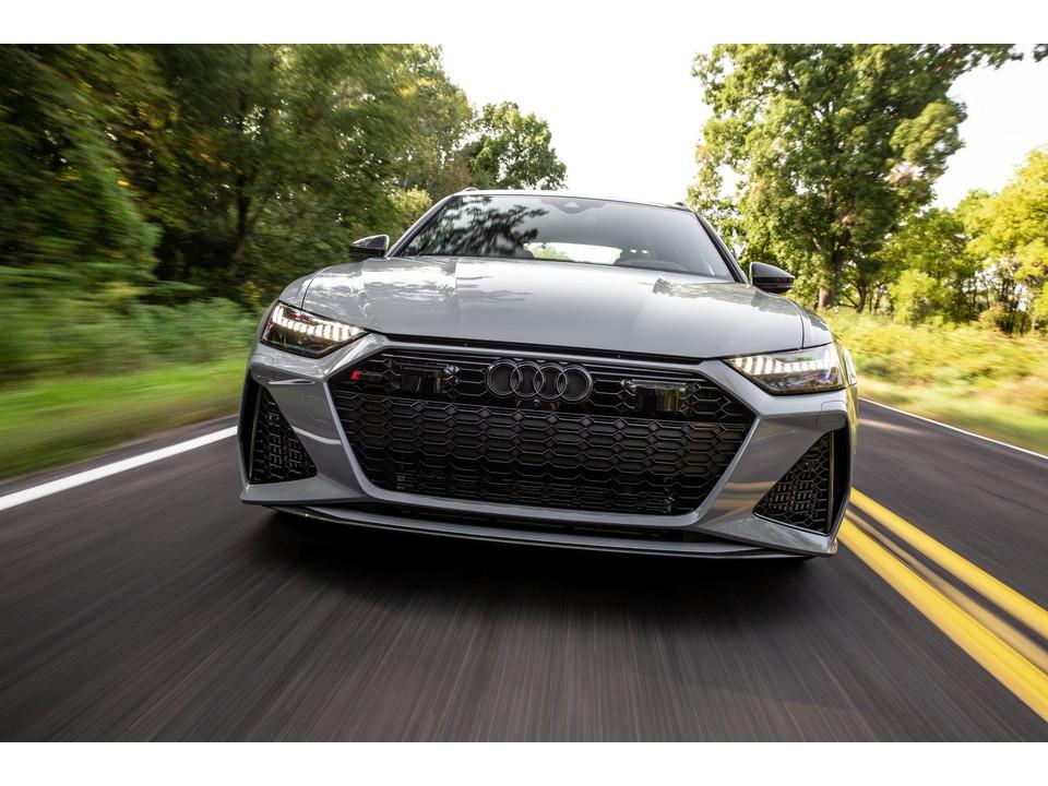 2021 Audi RS6 Avant - Easy Leasing