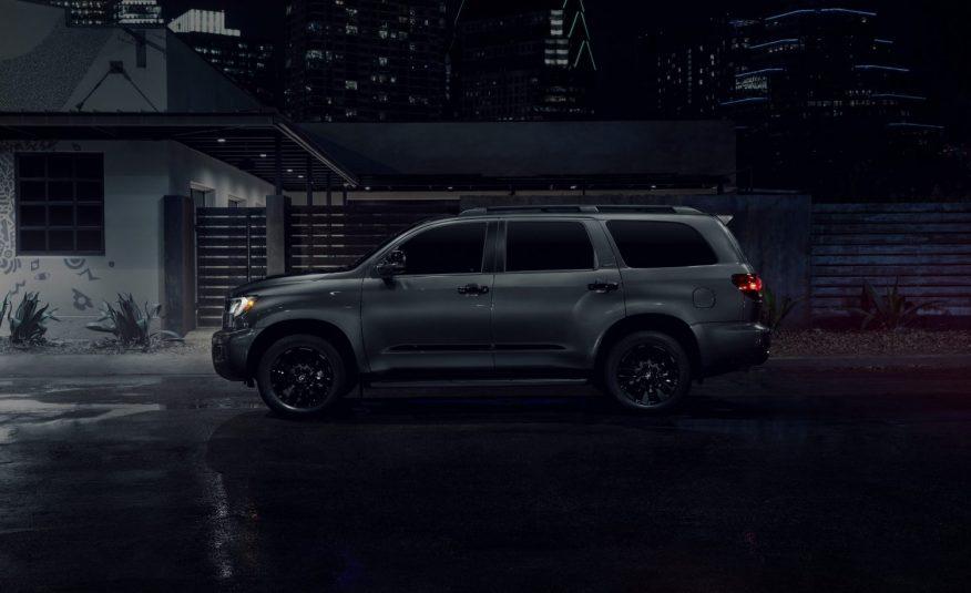 2021 Toyota Sequoia  TRD Pro 4×4