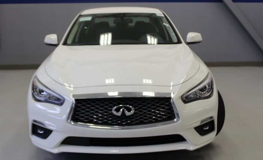 2021 Infiniti Q50 PURE  AWD               39 mo/10,000 yr